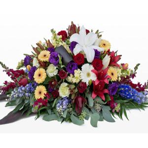 cuscino maxi fiori misti